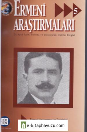 Ermeni-Arastirmalari-Sayi-5