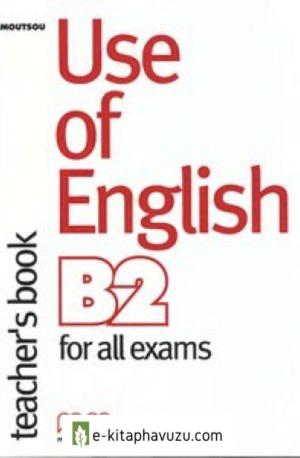 Fce Use Of English B2 Teacher´s Book