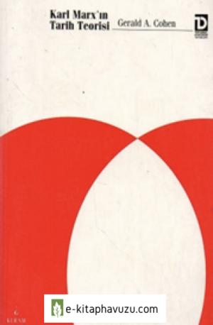 Gerald A. Cohenkarl Marx'ın Tarih Teorisi (2)