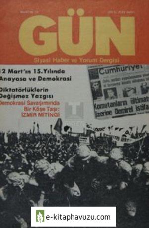 Gün Dergisi 013