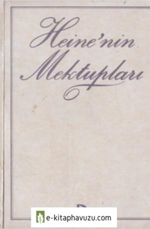 Heine'nin Mektupları - Düşün Yayınları