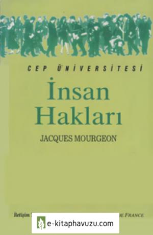İnsan Hakları - Jacques Mourgeon - İletişim