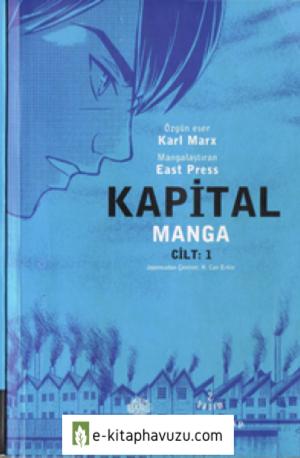 Karl Marx - Manga Kapital Cilt 1 [Yordam]