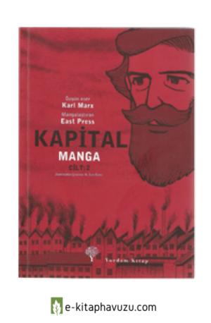 Karl Marx - Manga Kapital Cilt 2 [Yordam]