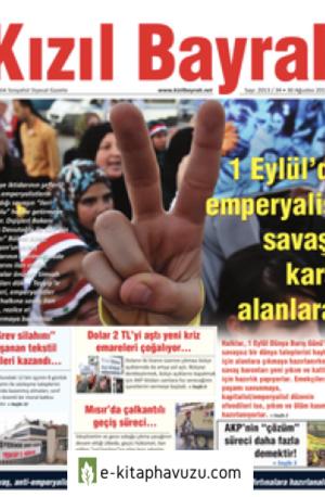Kızılbayrak Yıl 2013 Sayı 34 30 Ağustos
