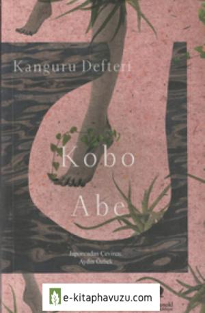 Kobo Abe - Kanguru Defteri