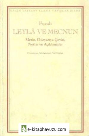 Leyla Ve Mecnun - Fuzuli