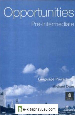 Longman Press New Opportunity Pre Intermediate Activity Book