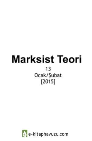 Marksist Teori 13