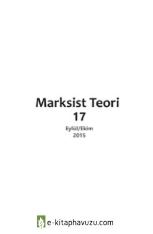 Marksist Teori 17