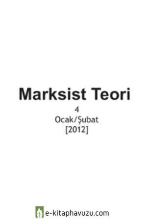 Marksist Teori 4