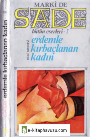 Marquis De Sade - Erdemle Kırbaçlanan Kadın - Biligi 1974