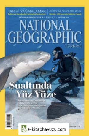 National Geographic Turkiye Haziran 2016