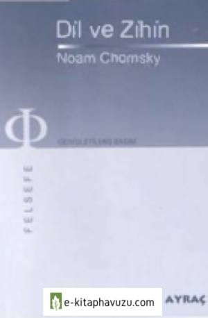 Noam Chomsky - Dil Ve Zihin - Ayraç Yayınları kiabı indir