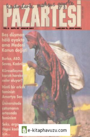 Pazartesi Dergisi - Sayı 80