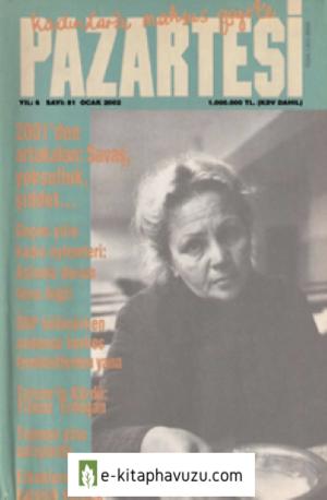 Pazartesi Dergisi - Sayı 81