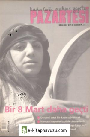 Pazartesi Dergisi - Sayı 89