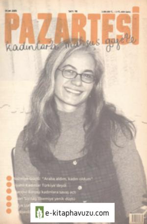Pazartesi Dergisi - Sayı 98