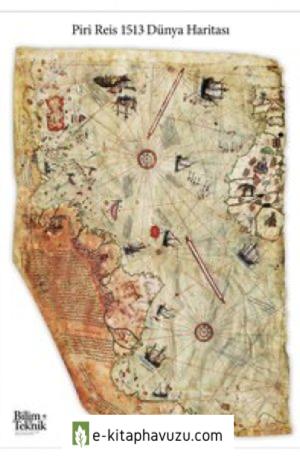 Pirireis 1513Dünyaharitası
