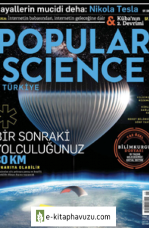 Popular Science Ağustos