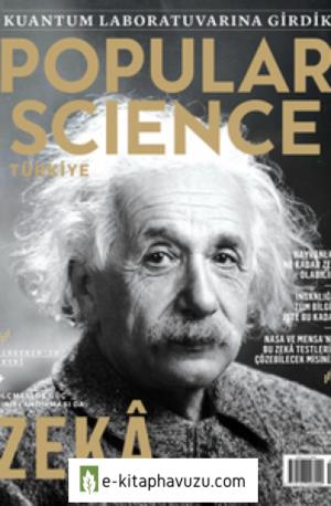 Popular Science - Mart 2018