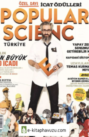 Popular Science Mayıs
