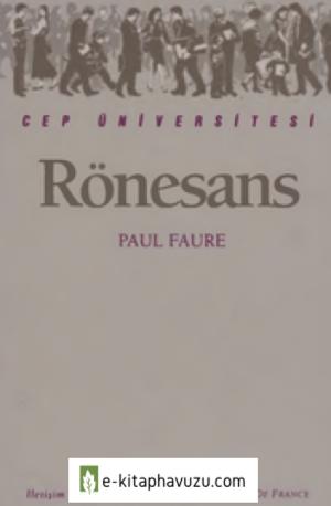 Rönesans - Paul Faure - İletişim