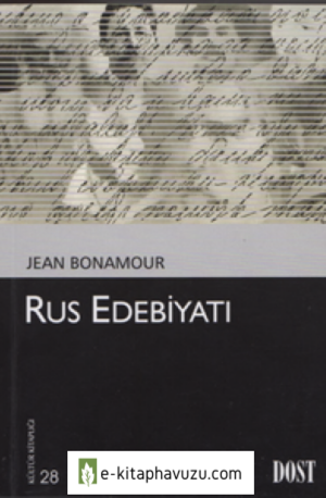 Rus Edebiyatı - Jean Bonamour