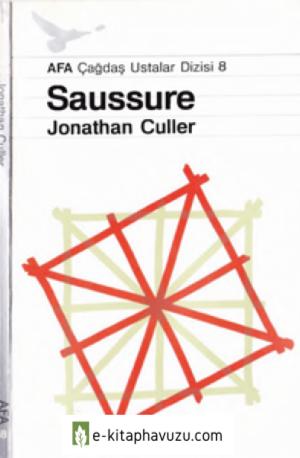 Saussure - Jonathan Culler - Afa 1985