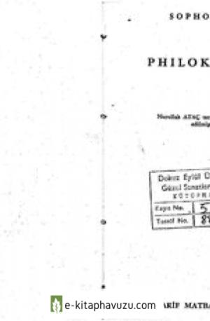 Sophokles - Philoktetes