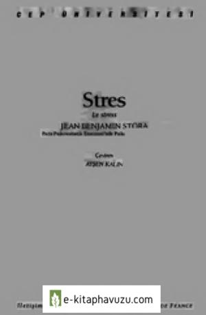Stres - Jean Benjamin Stora kiabı indir