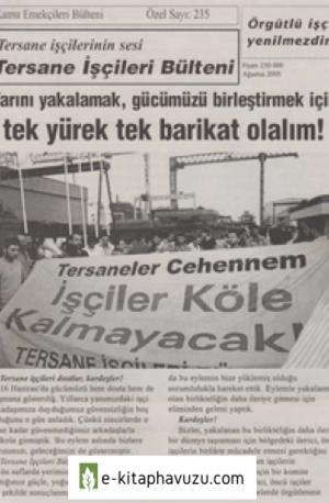 Tersane İşçileri Bülteni Kamu Emekçileri Bülteni Özel Sayı 235 Ağustos 2005