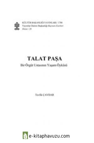 Tevfik Çavdar - Talat Paşa kiabı indir