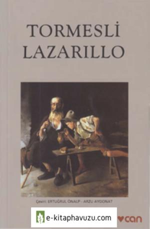 Tormesli Lazarillo - Can Yayınları