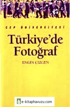 Türkiye'de Fotoğraf - Engin Çizgen - İletişim