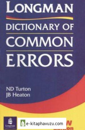 Turton - Longman Dictionary Of Common Errors 2E