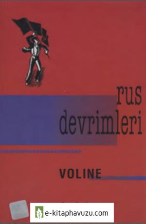 Voline - Rus Devrimleri - Babil Kitaplığı
