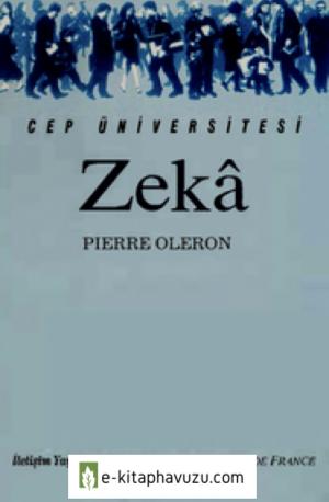 Zeka - Pierre Oleron - İletişim Yay